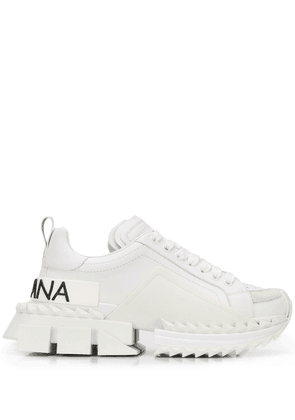 Dolce & Gabbana Super Queen sneakers - White