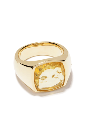 Tom Wood Shelby ring - Gold