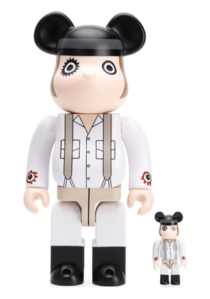 Medicom Toy Beabrbrick Alex collectible - 2 set - White