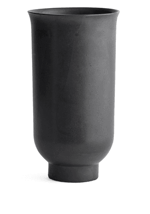 Menu Cyclades large vase - Black