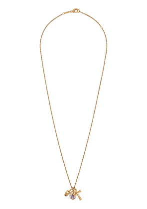 Dolce & Gabbana pendant necklace - GOLD