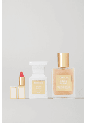 TOM FORD BEAUTY - Soleil Blanc Set - one size