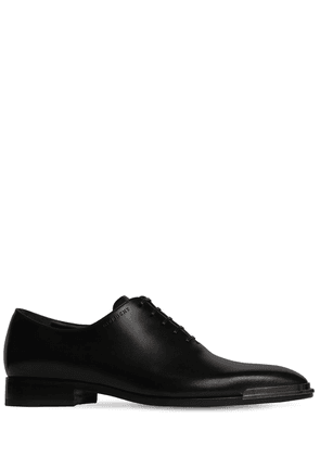 40mm Leather Lace-up Shoes