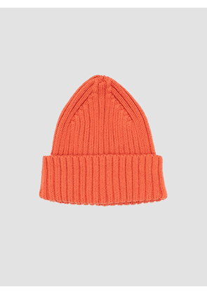 The English Difference The English Difference Beanie Rust Orange
