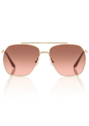 Anteon aviator sunglasses