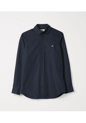 Two Button Krall Navy