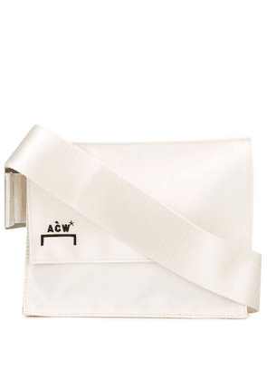 A-COLD-WALL* utility cross body bag - NEUTRALS