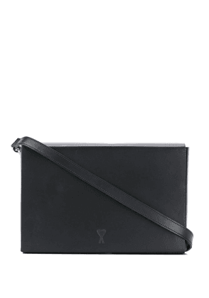 Ami Paris large box bag - Black