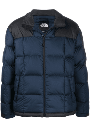 The North Face square padded jacket - Black