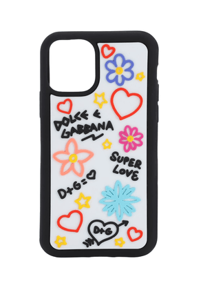 Silicon Graffiti Iphone Pro Cover