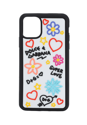 Silicon Graffiti Iphone 11 Pro Max Cover