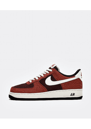 AIR FORCE 1 PREMIUM REPTILE SNEAKER