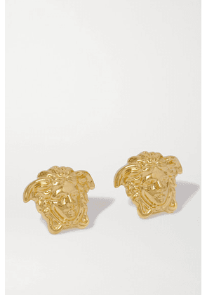 Versace - Gold-tone Earrings - one size