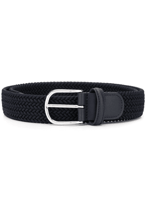 Anderson's braided belt - Blue