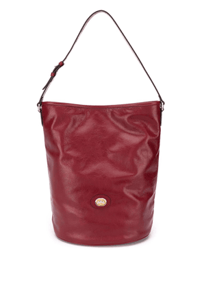 Gucci calf leather hobo shoulder bag - Red