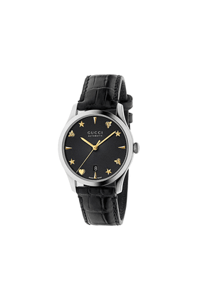 Gucci G-Timeless watch, 38mm - Black