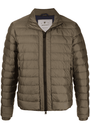 Woolrich padded down jacket - Grey