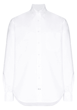 Gitman Vintage button-down formal shirt - White