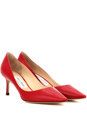 Romy 60 patent leather pumps