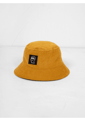Brain Dead Corduroy Bucket Hat Yellow