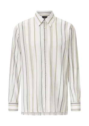 Paul Twill Stripe Shirt