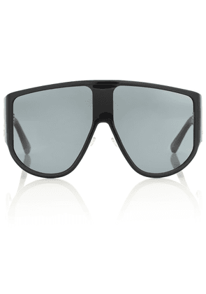 x Linda Farrow Iman sunglasses