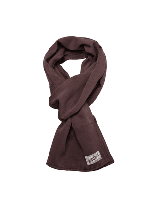 &SONS Trading Co - Hemingway Scarf Mulberry Dust
