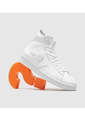 Converse Pro Leather Mid Women's, White