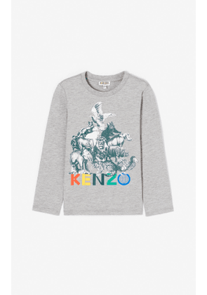 KENZO Sweatshirt 'Crazy Jungle'