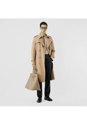Burberry The Long Chelsea Heritage Trench Coat, Beige