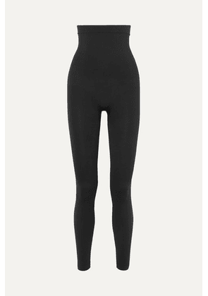 Spanx - Look At Me Now Stretch-jersey Leggings - Black