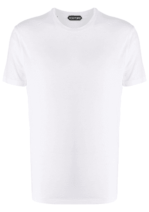 Tom Ford short-sleeved T-shirt - White