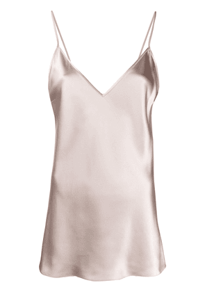 Joseph plain cami top - Grey