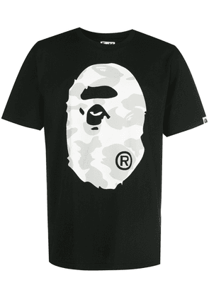 BAPE graphic print T-shirt - Black