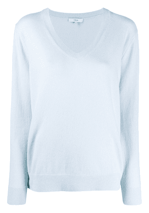 Vince V-neck jumper - Blue