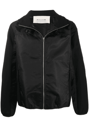 1017 ALYX 9SM zipped-up jacket - Black