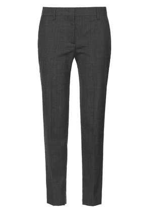Prada cropped tailored trousers - Grey