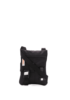Heron Preston pocket shoulder bag - Black
