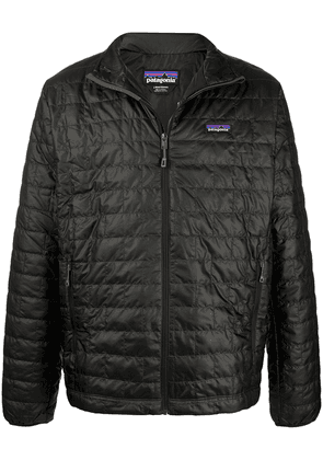 Patagonia zip up padded jacket - Black