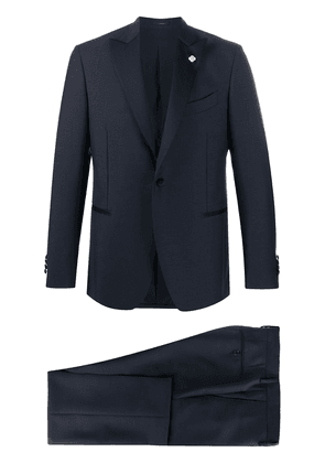 Lardini two-piece formal suit - Blue