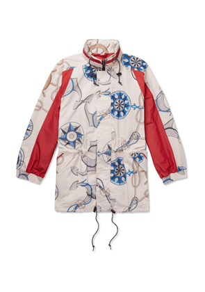 Gucci - Printed Shell Jacket - Multi