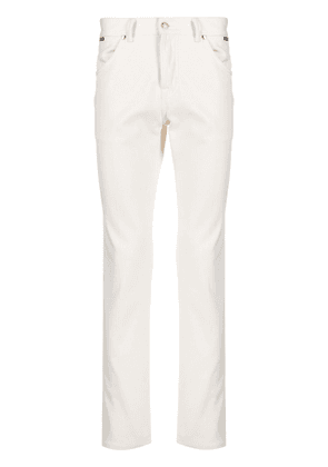 Tom Ford mid-rise slim jeans - NEUTRALS