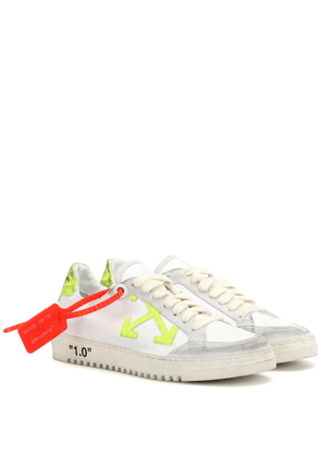 Exclusive to Mytheresa – Arrow 2.0 canvas sneakers