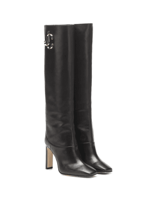 Mahesa leather boots