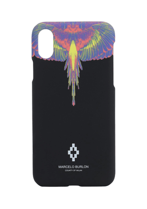 Wings Print Tech Iphone Xs Case