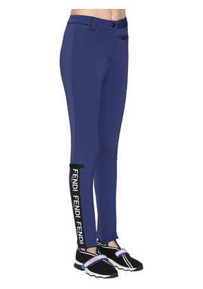 Logo Stirrup Tech & Wool Ski Pants