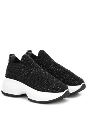 Maxi I Active embellished sneakers