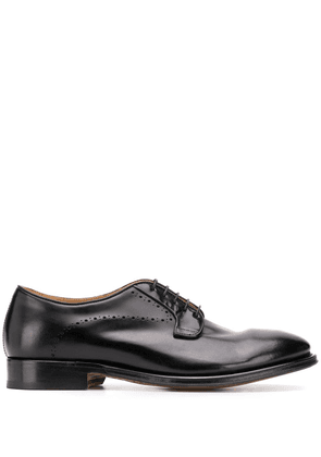 Alberto Fasciani derby shoes - Black
