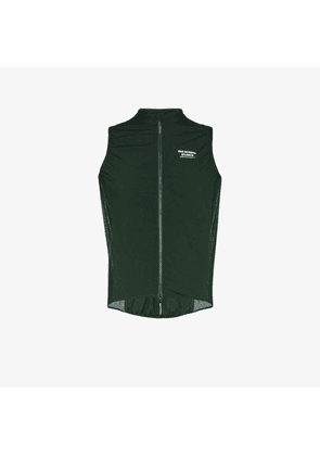 Pas Normal Studios Mens Green Stow Away Gilet
