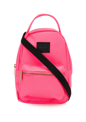 Herschel Supply Co. mini logo patch backpack - PINK